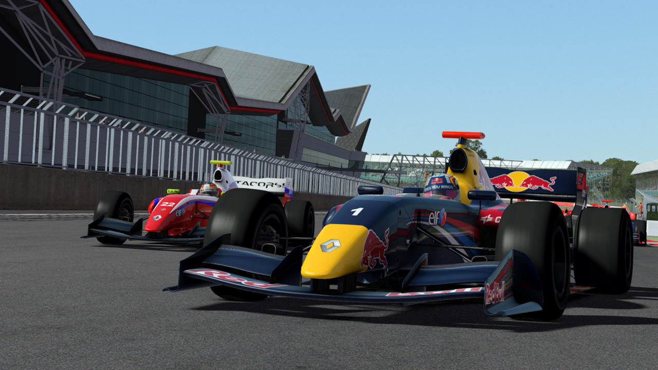 Rfactor 2 Build 880 Released Virtualr Net Sim Racing