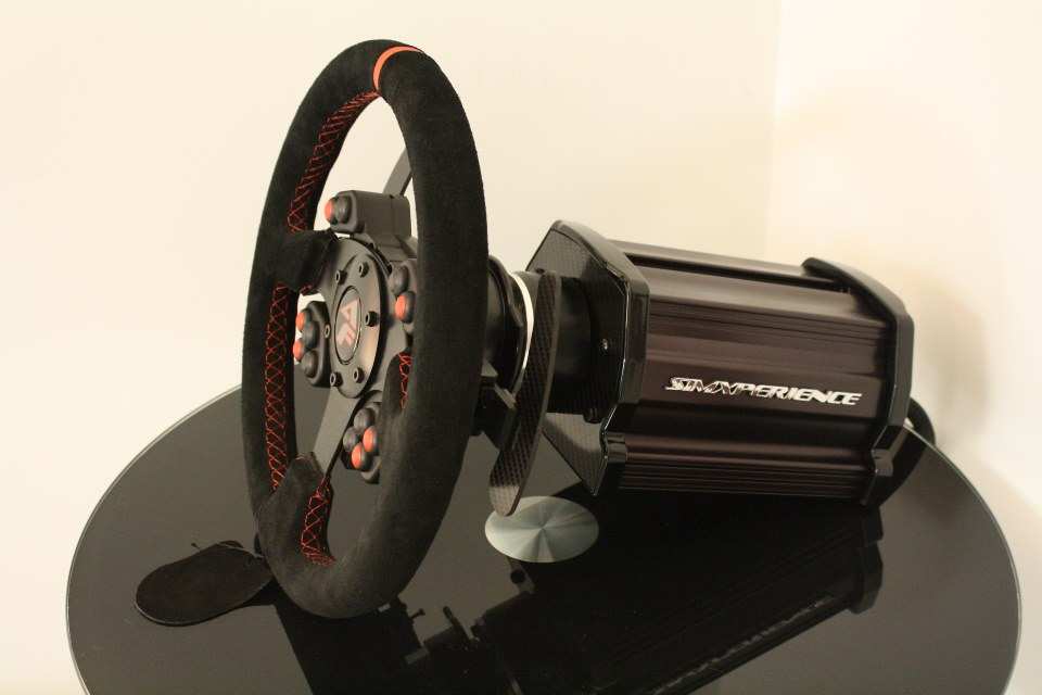 Simxperience Accuforce Pro Wheel Now Available