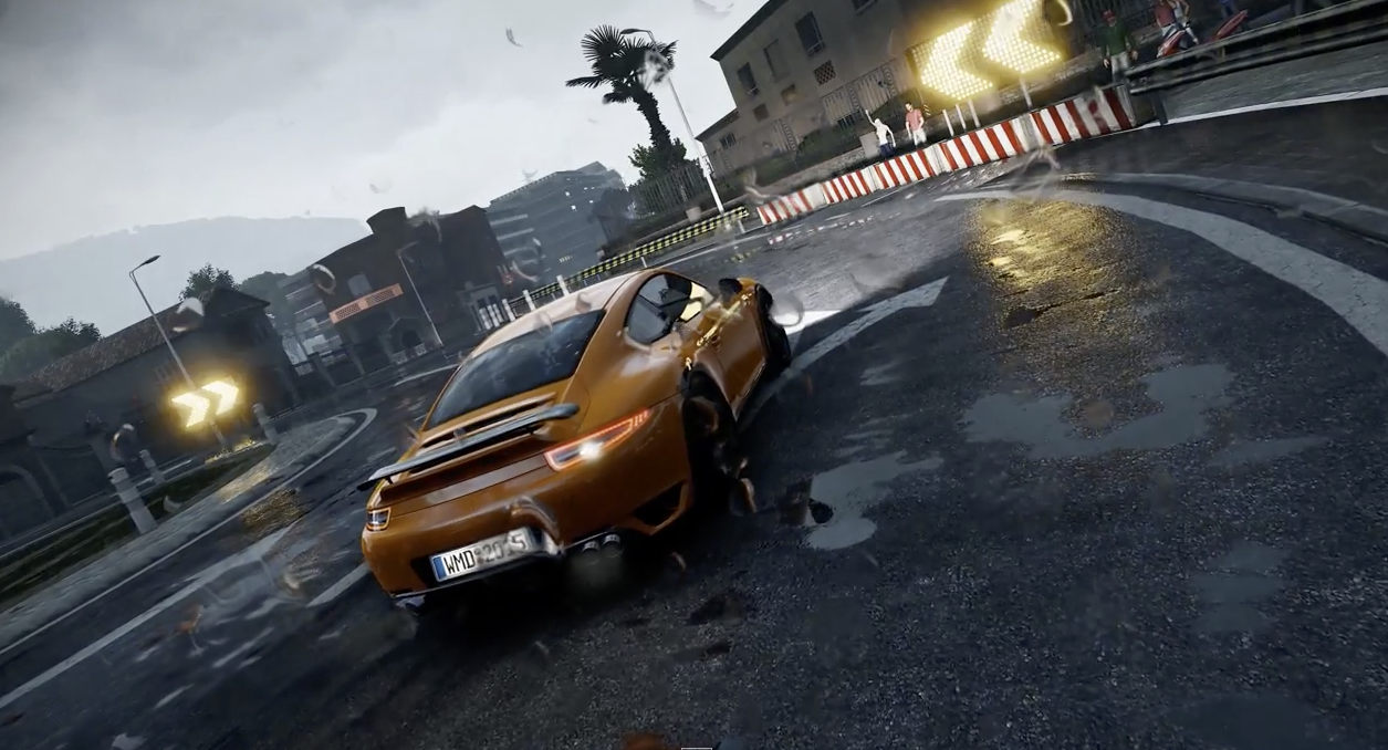 Will Project Cars  Be K On Console