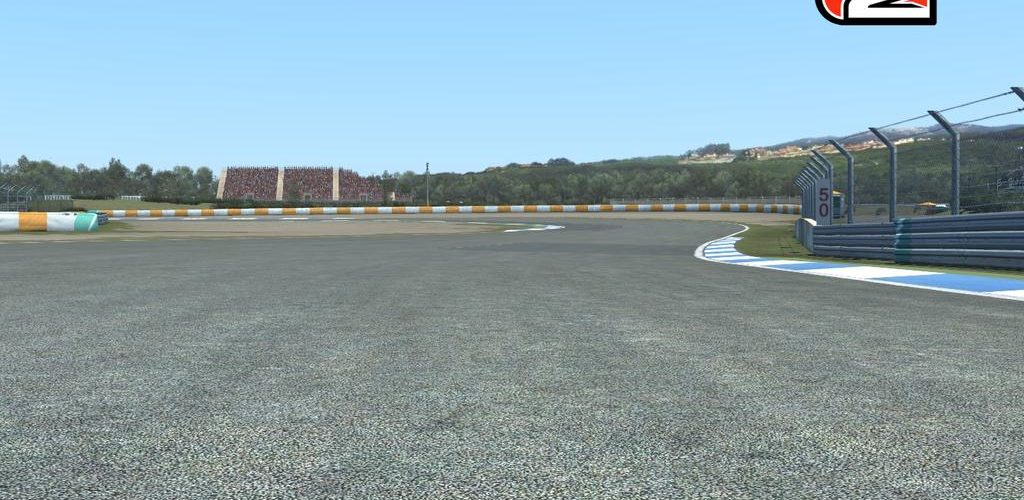 rFactor 2 – New Estoril Previews – VirtualR net – 100