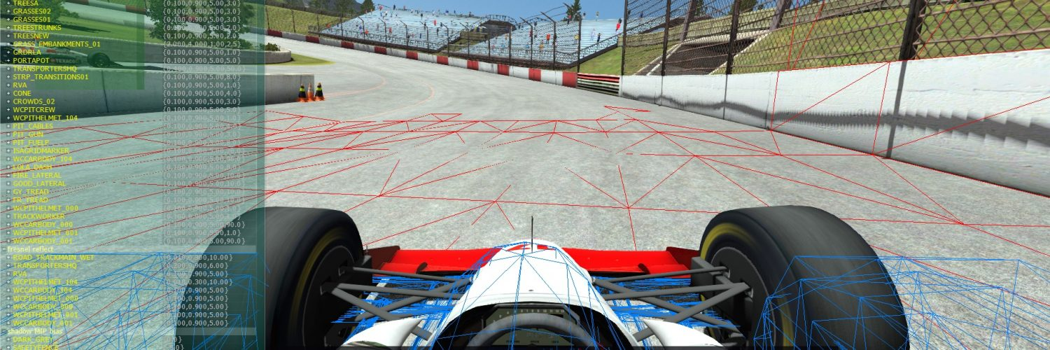 CART 1995 for rFactor 2 – Two New Previews – VirtualR net – 100