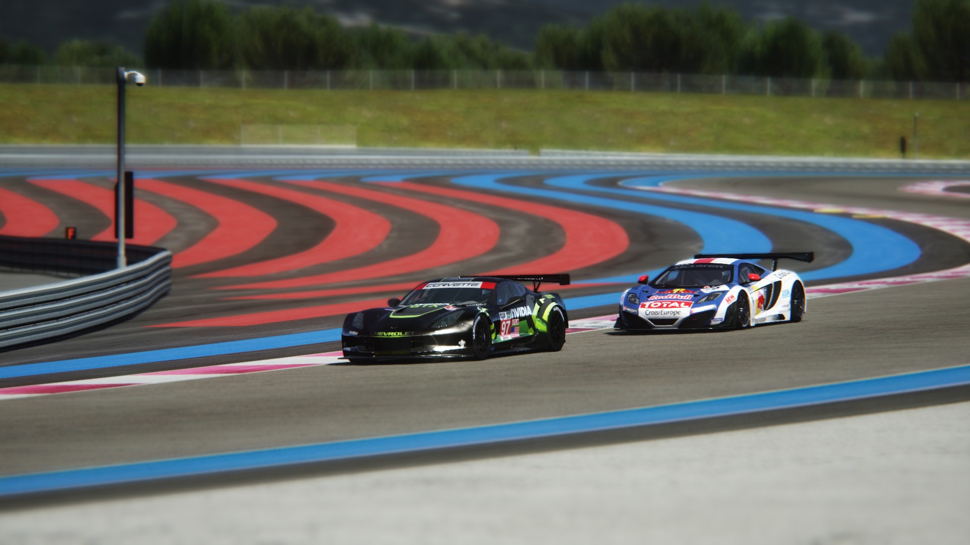 Paul Ricard 0 8 2 for Assetto Corsa – Released – VirtualR
