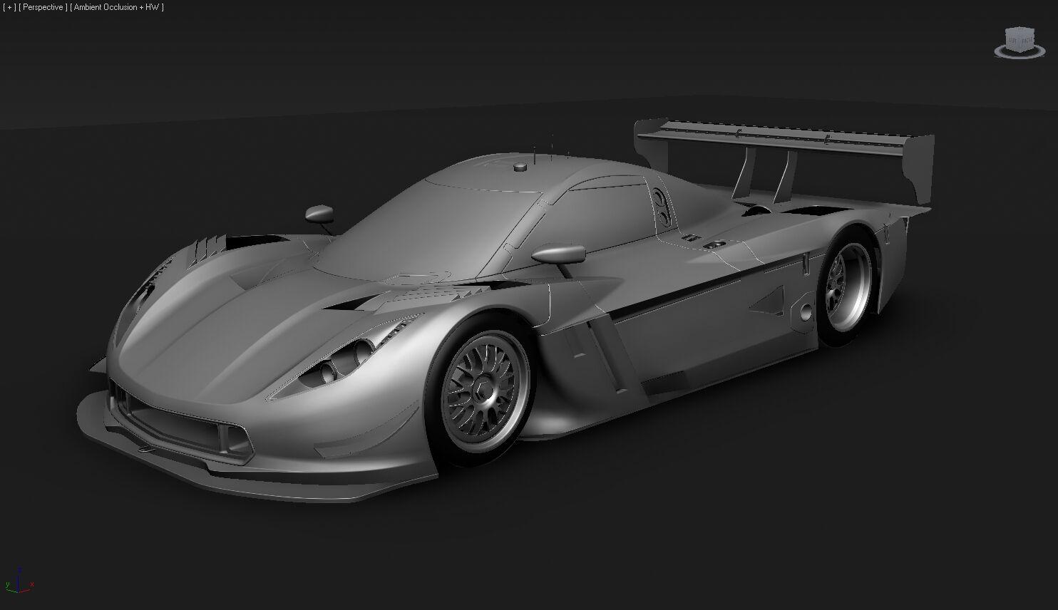 rFactor 2 – 2015 Corvette DP Announced – VirtualR.net ...