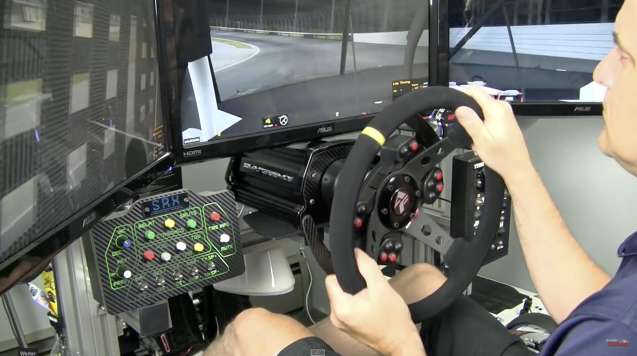 SimXperience Accuforce Wheel – SRT Hands-On – VirtualR net