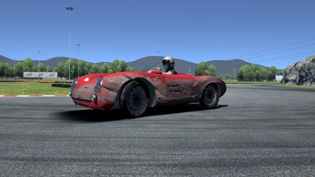 Assetto Corsa Porsche 550 Spyder 1 0 Released Virtualr
