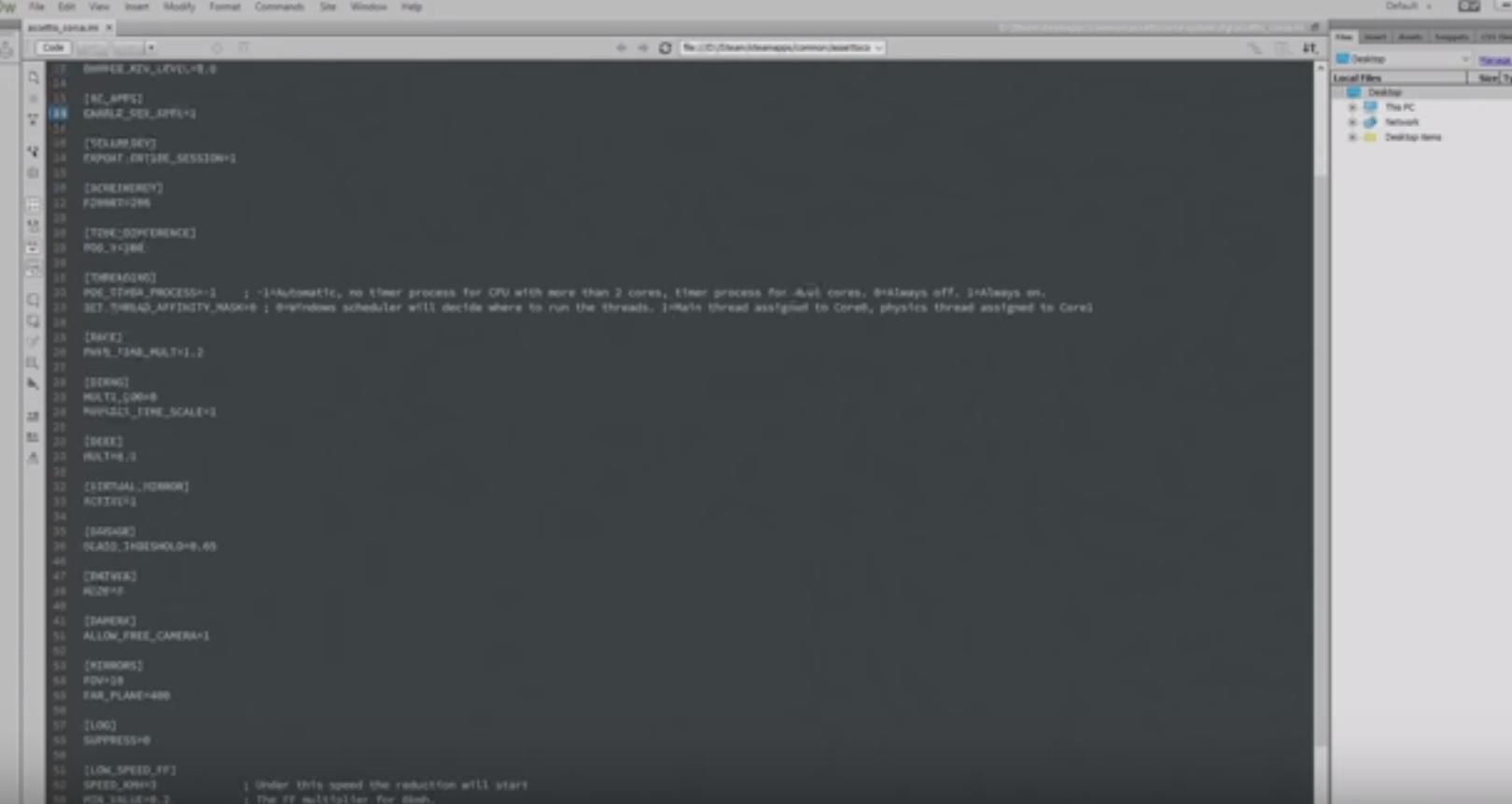 Assetto Corsa – Free Camera Mode Tutorial – VirtualR net
