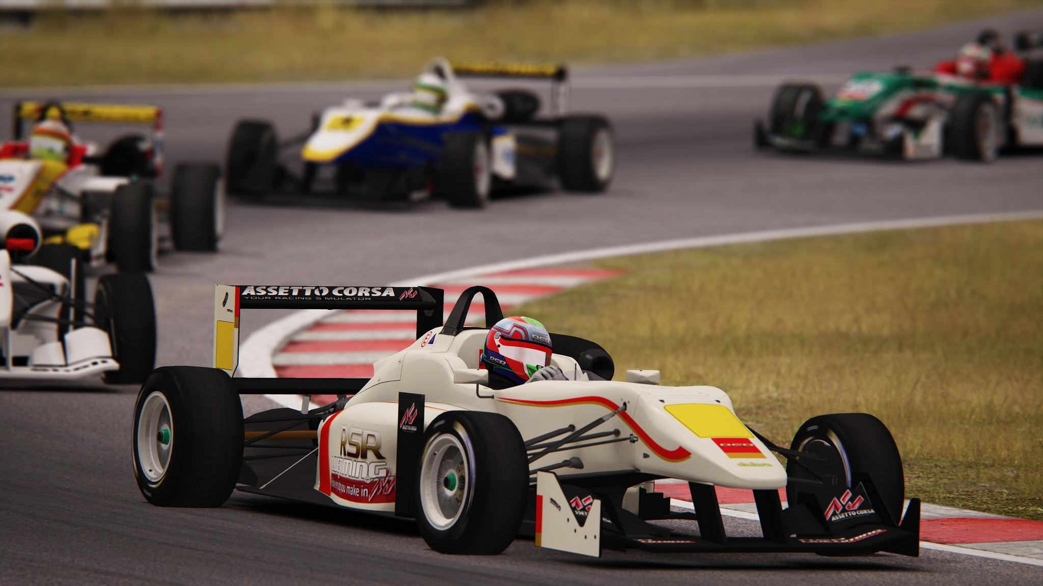 Rsr Formula 3 1 0 For Ac Released Virtualr Net Sim