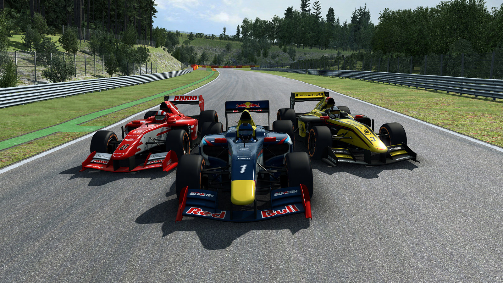 r3e formula raceroom 2 now available virtualr net raceroom forum raceroom youtube