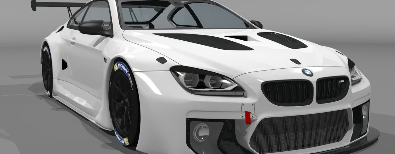 Bmw M6 Gt3 For Ac New Preview Virtualrnet 100 Independent