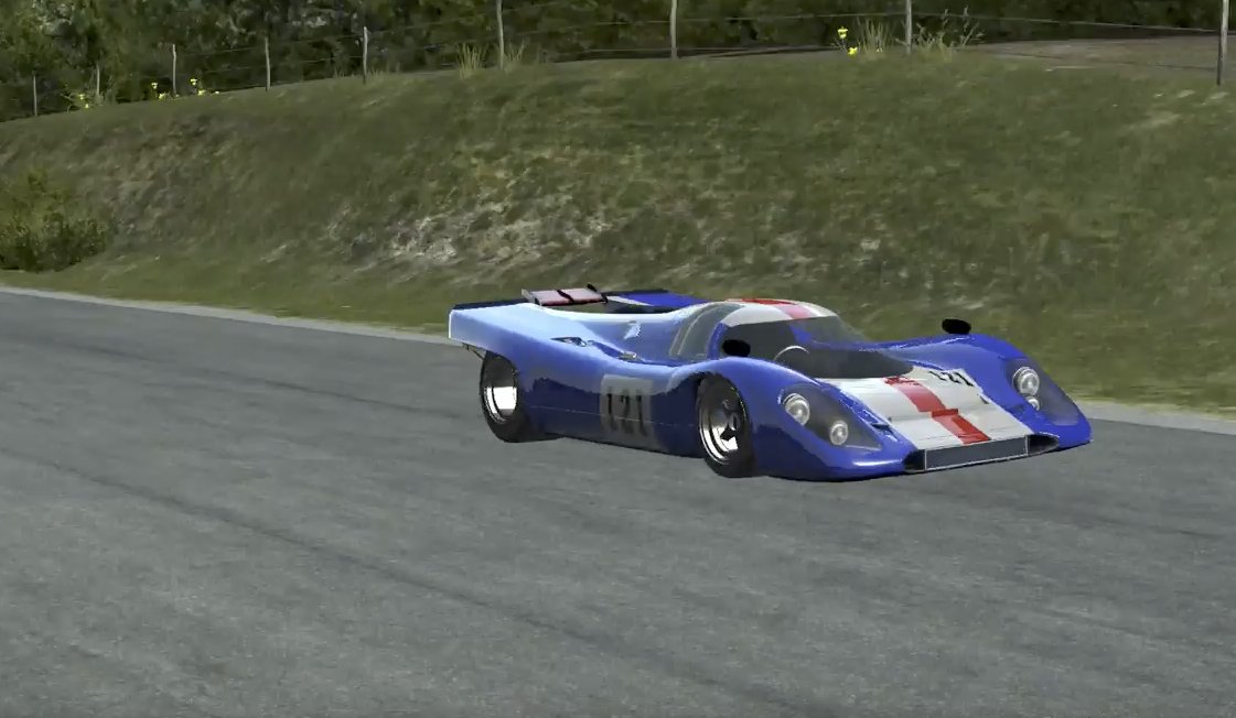 porsche 917k for rfactor 2 new preview video. Black Bedroom Furniture Sets. Home Design Ideas