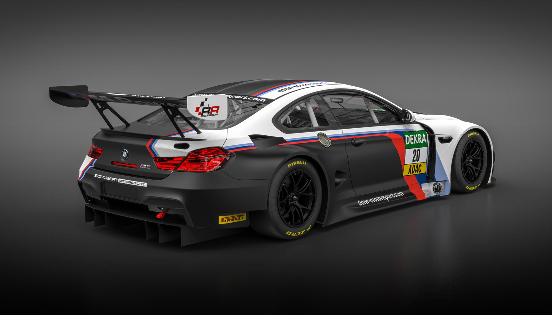 r3e bmw m6 gt3 announced sim racing news. Black Bedroom Furniture Sets. Home Design Ideas