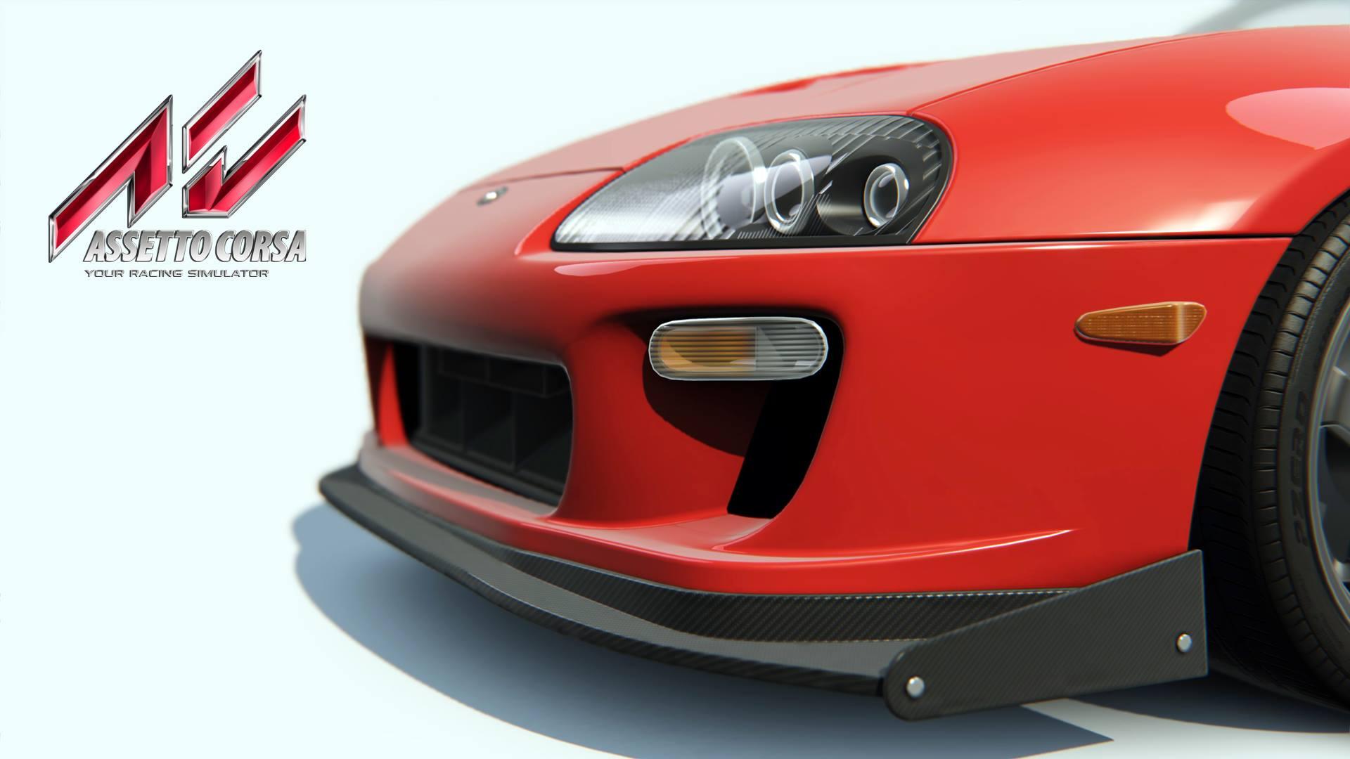 Toyota Supra 2016 >> Assetto Corsa – JDM Pack Teasers – VirtualR.net – 100% Independent Sim Racing News