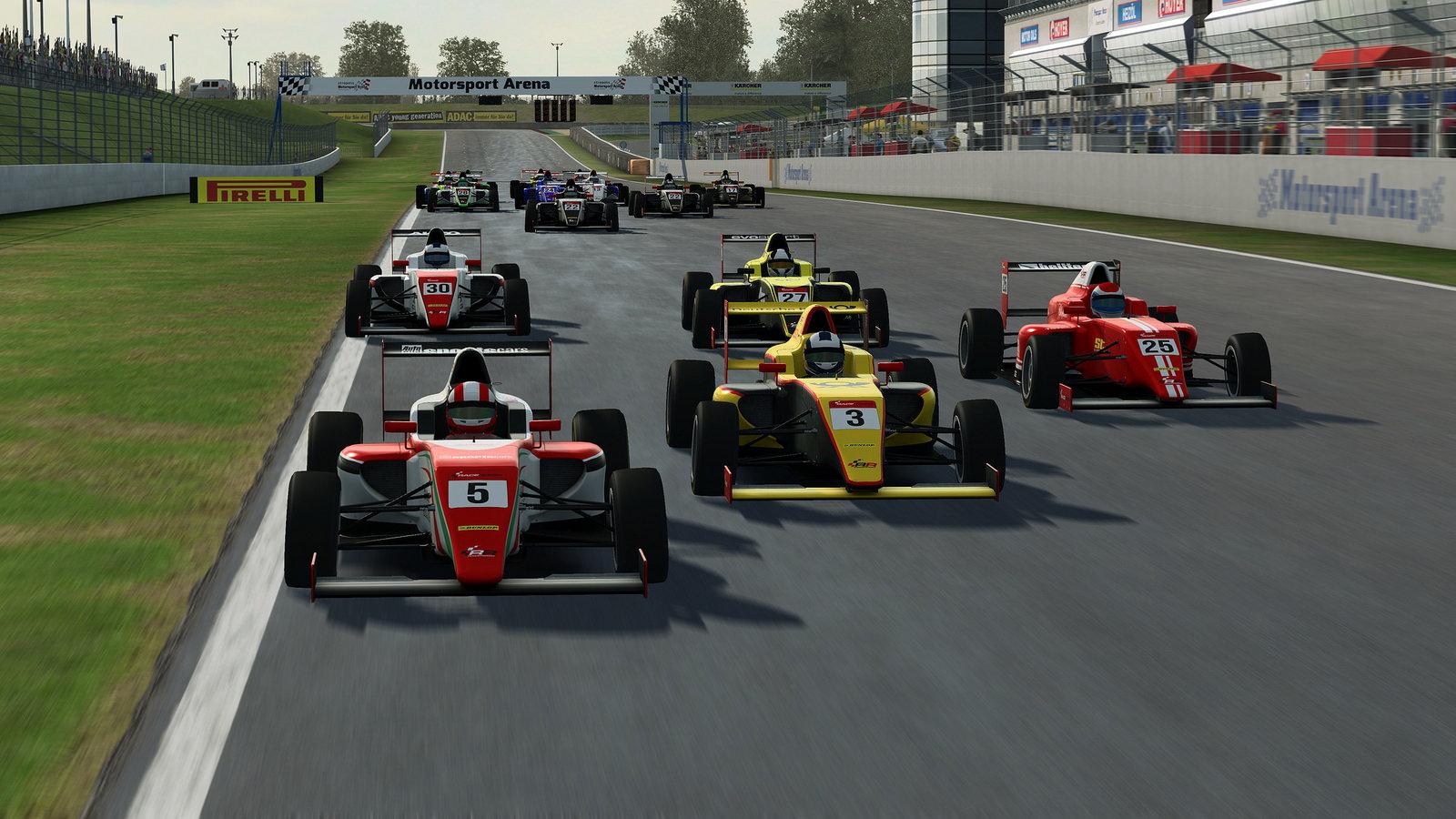 R3e Formula 4 Car Available Virtualr Net 100