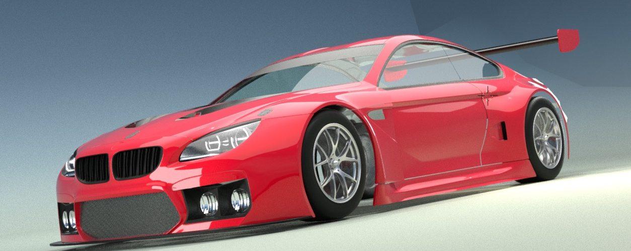 The Bmw M6 Gt3 For Assetto Corsa Takes Shape Virtualrnet 100