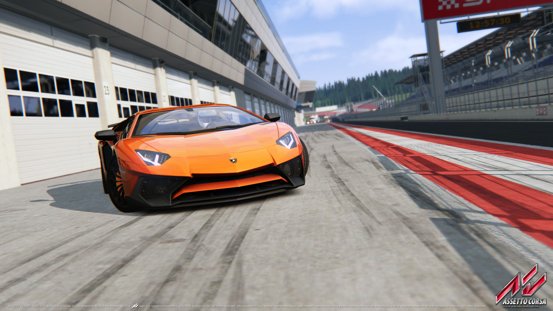 assetto corsa more red pack content revealed sim racing news. Black Bedroom Furniture Sets. Home Design Ideas