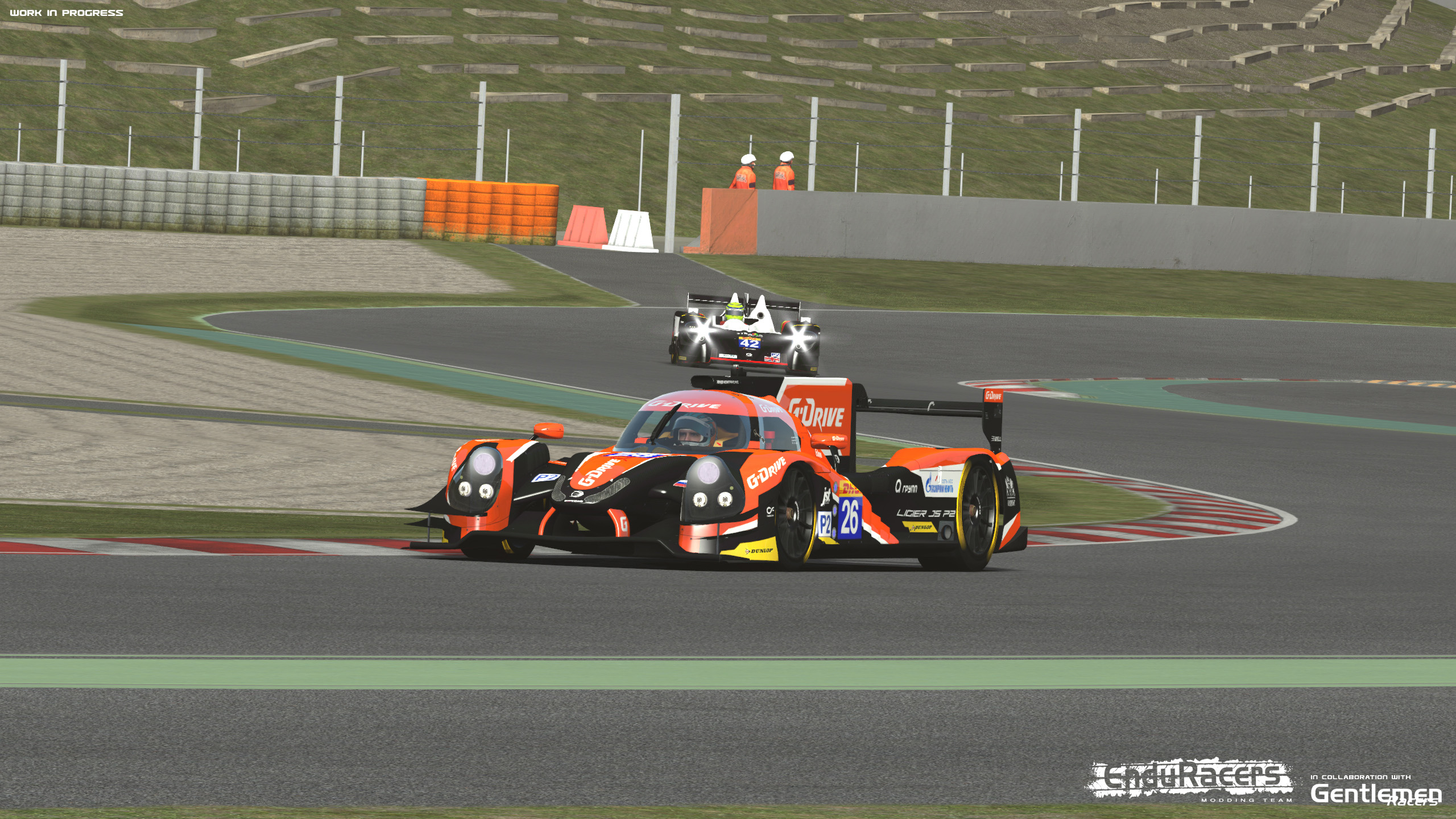 The Endurance Series Mod for rFactor 2 is Now Available – VirtualR