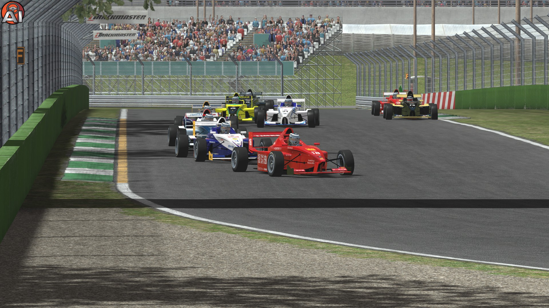 Download A New Version of the Formula BMW for rFactor 2 – VirtualR