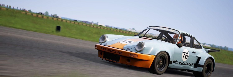 new assetto corsa porsche 911 carrera rsr 3 0 video trailer sim racing news. Black Bedroom Furniture Sets. Home Design Ideas