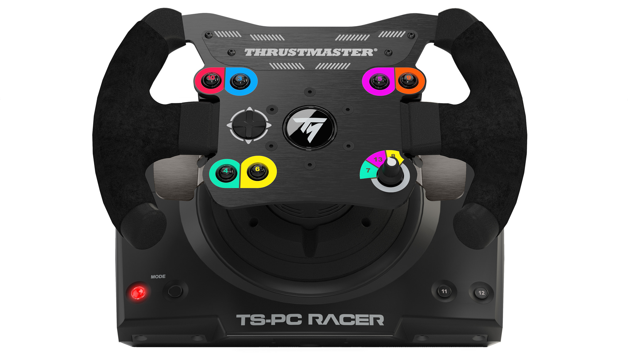 thrustmaster unveils ts pc racer ff wheel sim racing news. Black Bedroom Furniture Sets. Home Design Ideas