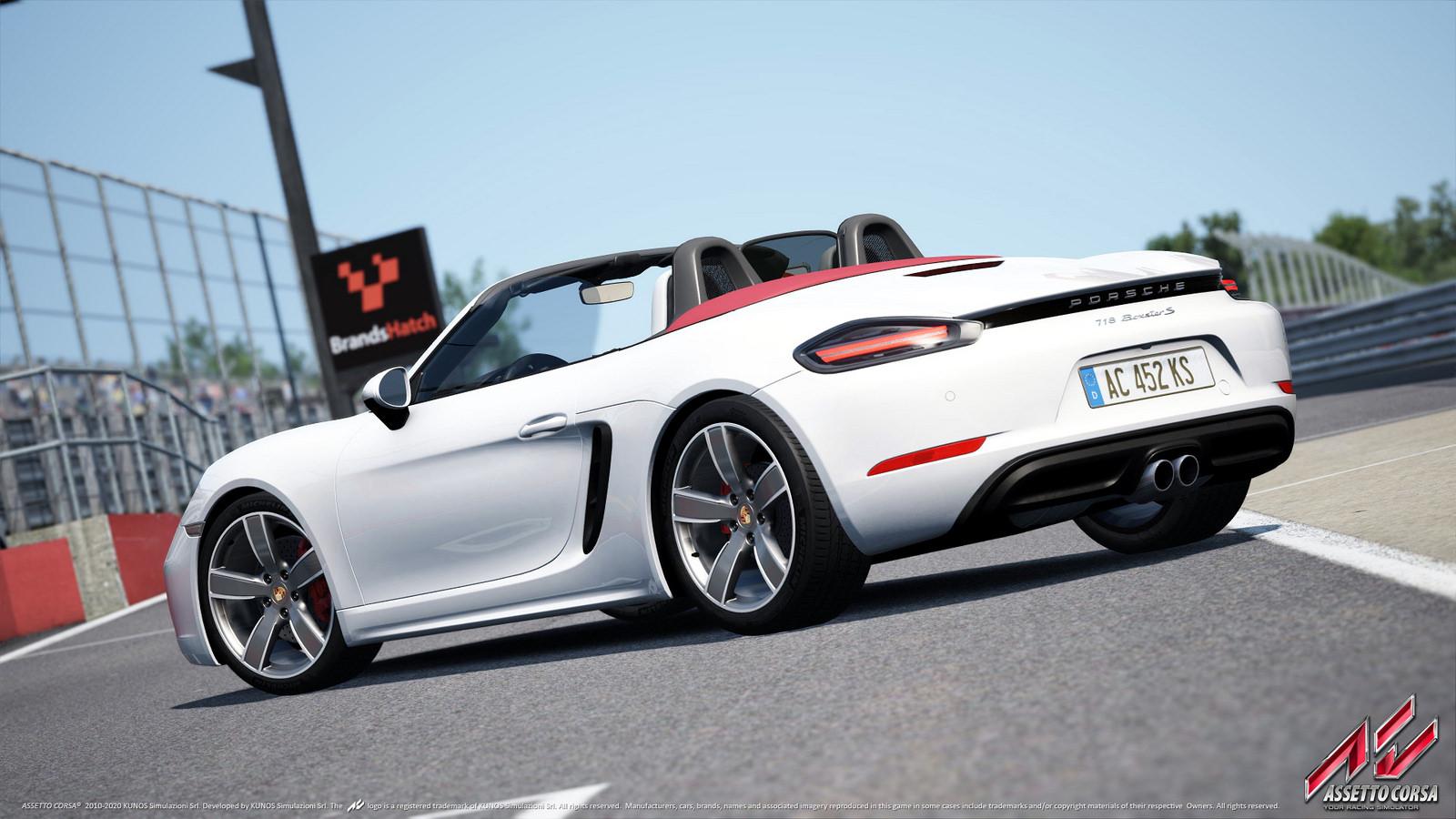 Second Porsche Dlc Pack For Assetto Corsa Out Now
