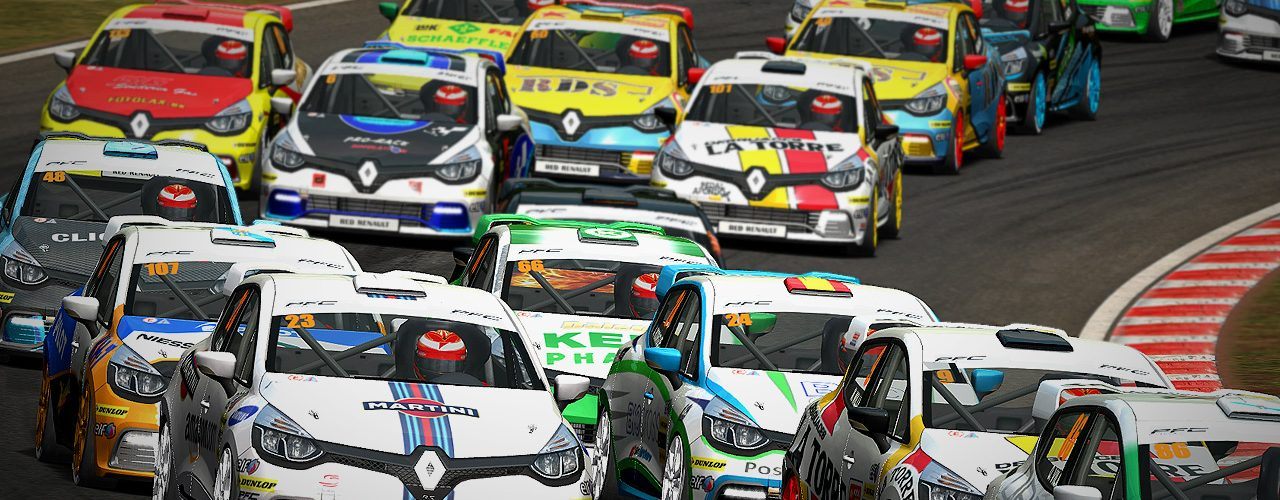 Clio Cup FFR - rFactor Central