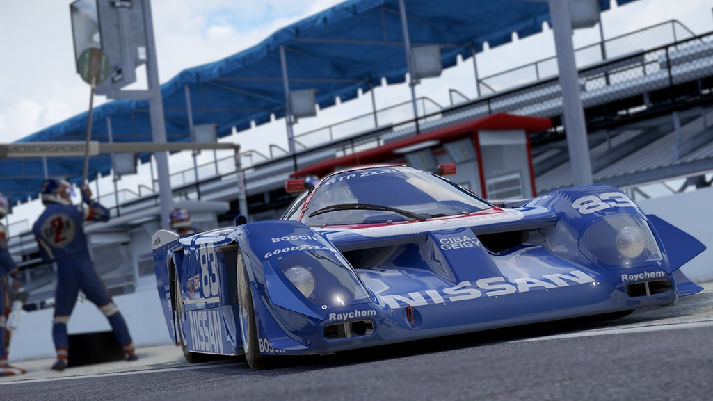 the nissan gtp zx turbo joins project cars 2 sim racing news. Black Bedroom Furniture Sets. Home Design Ideas