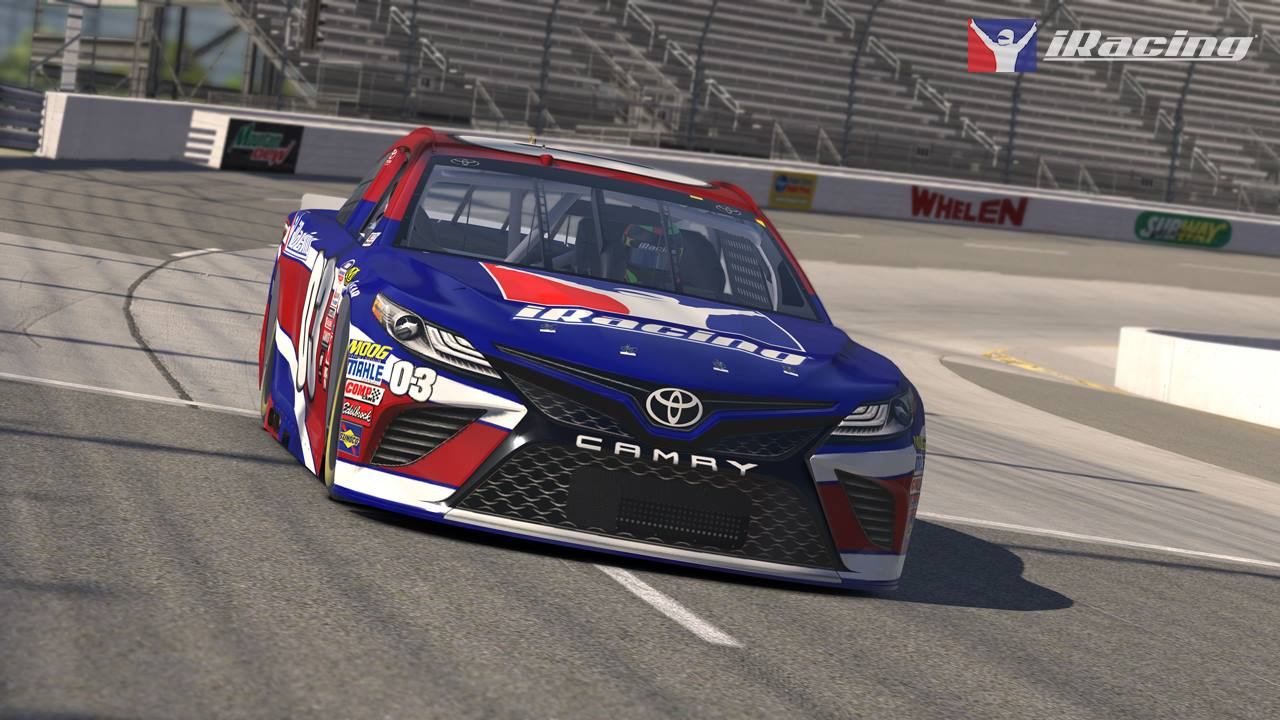 Check Out New Previews Of the 2018 Toyota Camry for iRacing