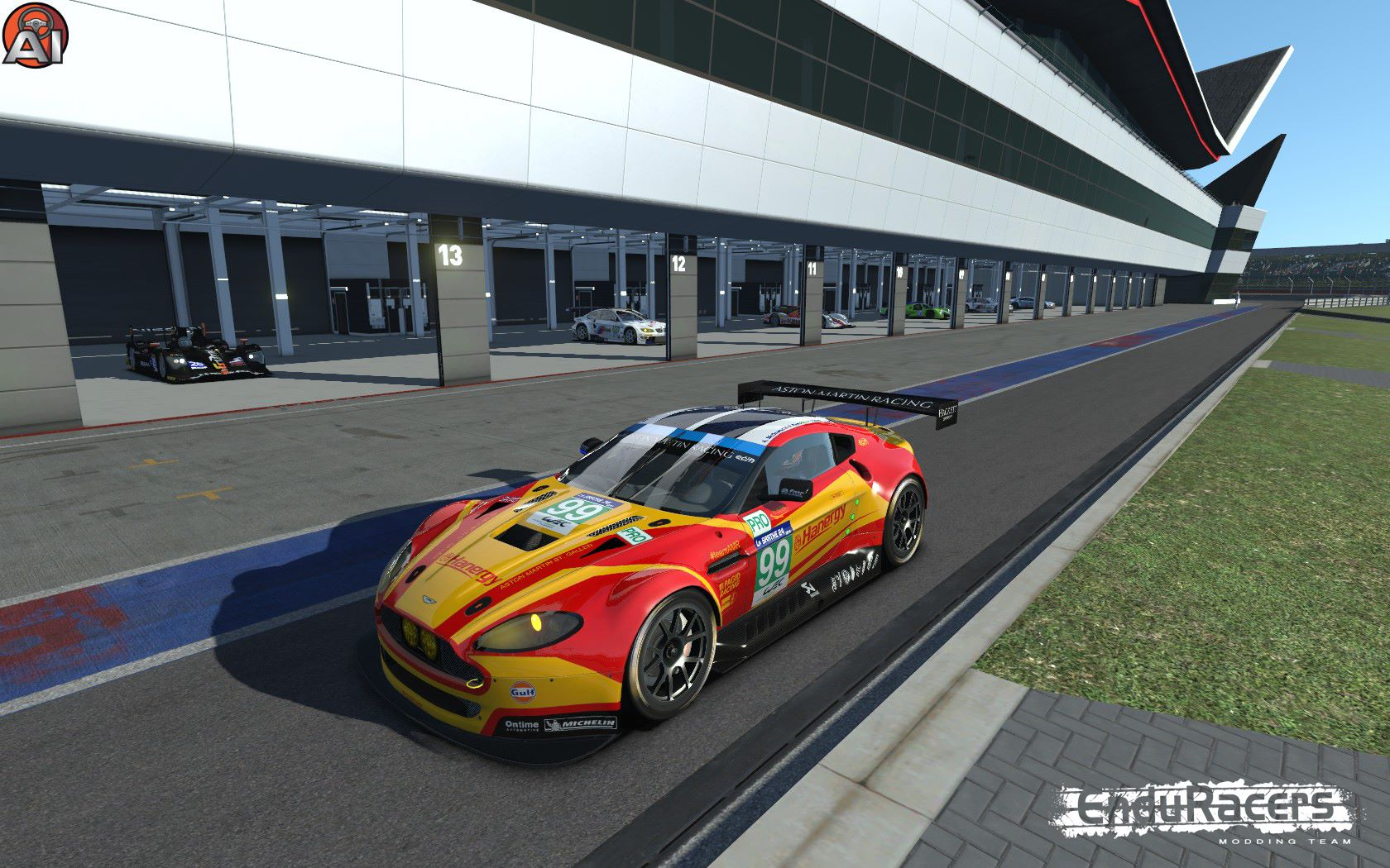 Endurance Series 1 50 for rFactor 2 Now Available – VirtualR net