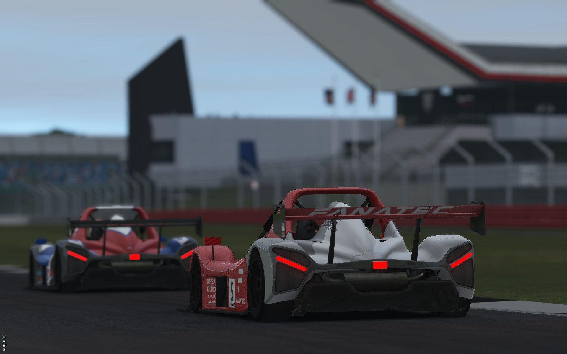 Radical Sr3 Rsx For Rfactor 2 Now Available Virtualr Net
