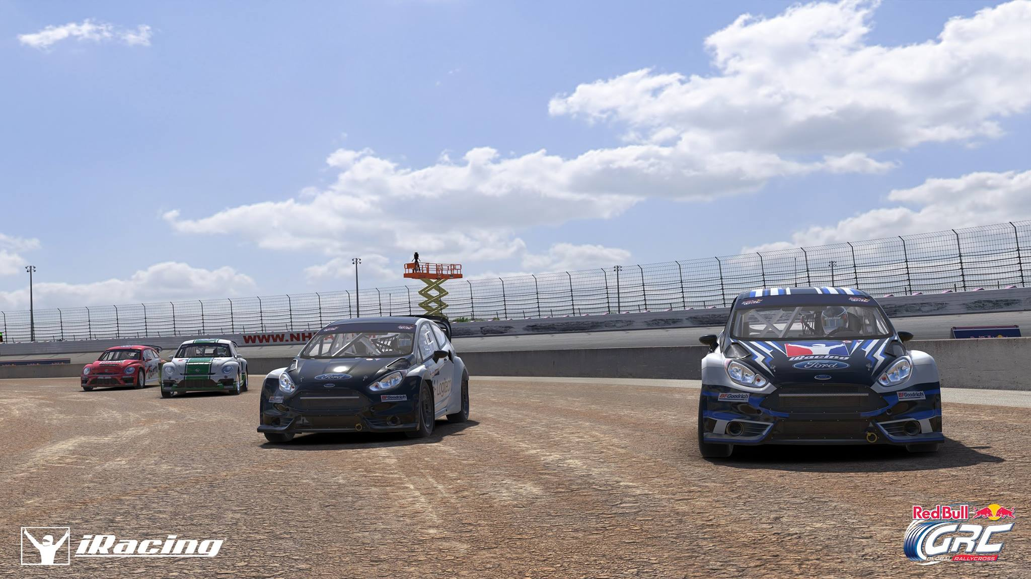 New iRacing Update Brings Rallycross, Animated Pit Crews & More