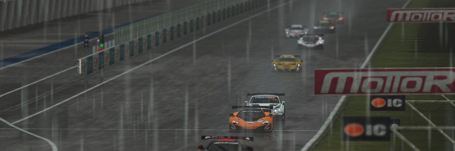 New rFactor 2 Update Gives Rain Effects A Complete Overhaul