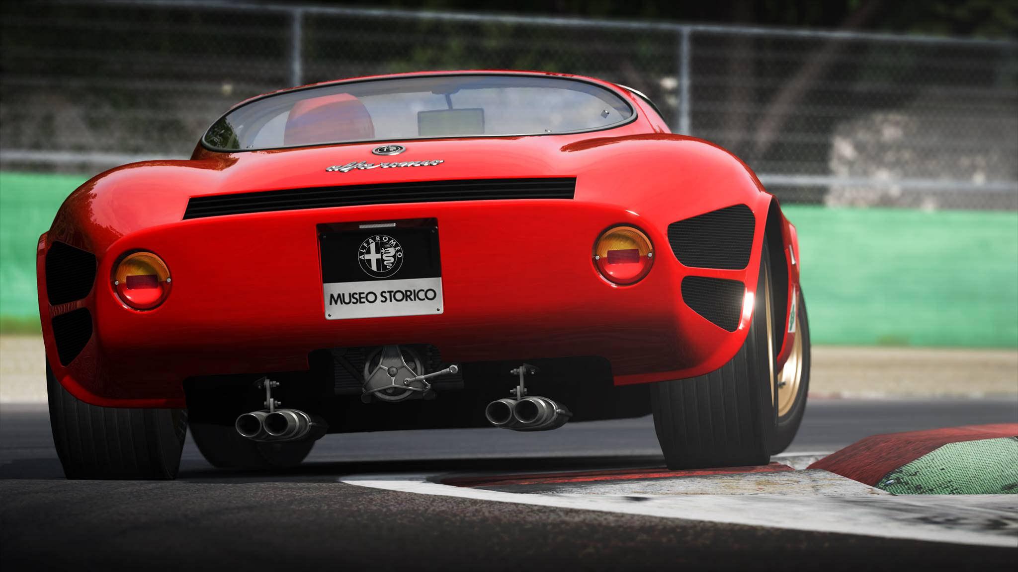 Maserati Alfieri Release Date >> Feast Your Eyes On The Legendary Alfa Romeo 33 Stradale in ...