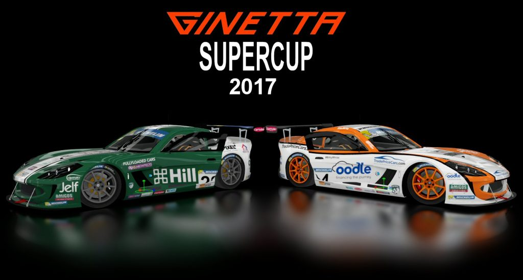 Ginetta Supercup For Assetto Corsa