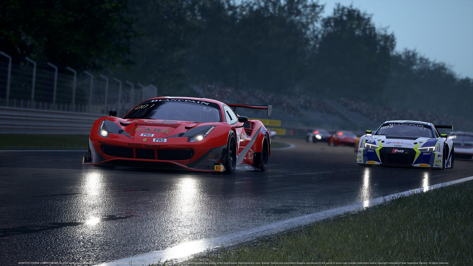 check out brand new assetto corsa competizione previews sim racing news. Black Bedroom Furniture Sets. Home Design Ideas