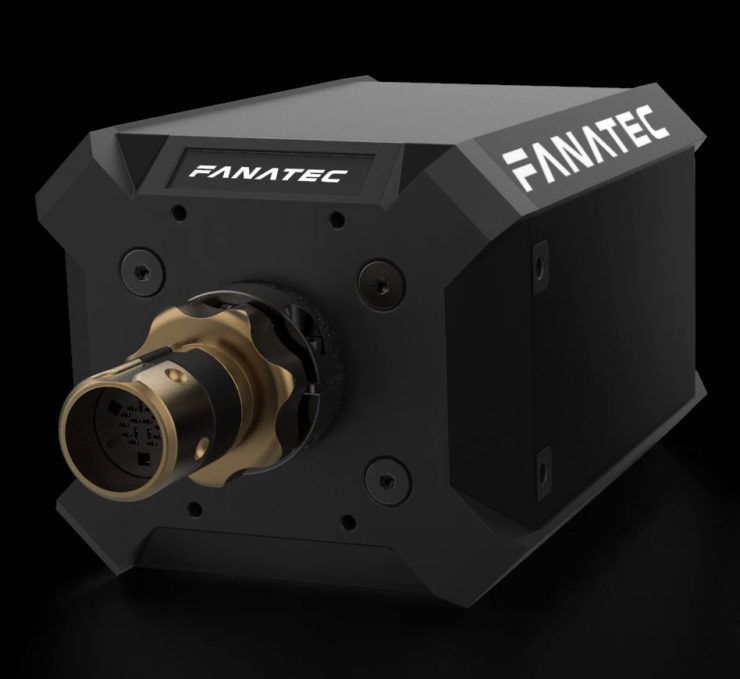 Fanatec Dd1 Wheel Base Now Available For Pre Order