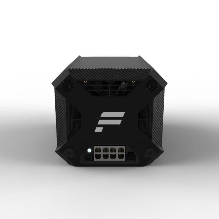 Fanatec Unveils Podium Series Direct Drive Wheel Bases