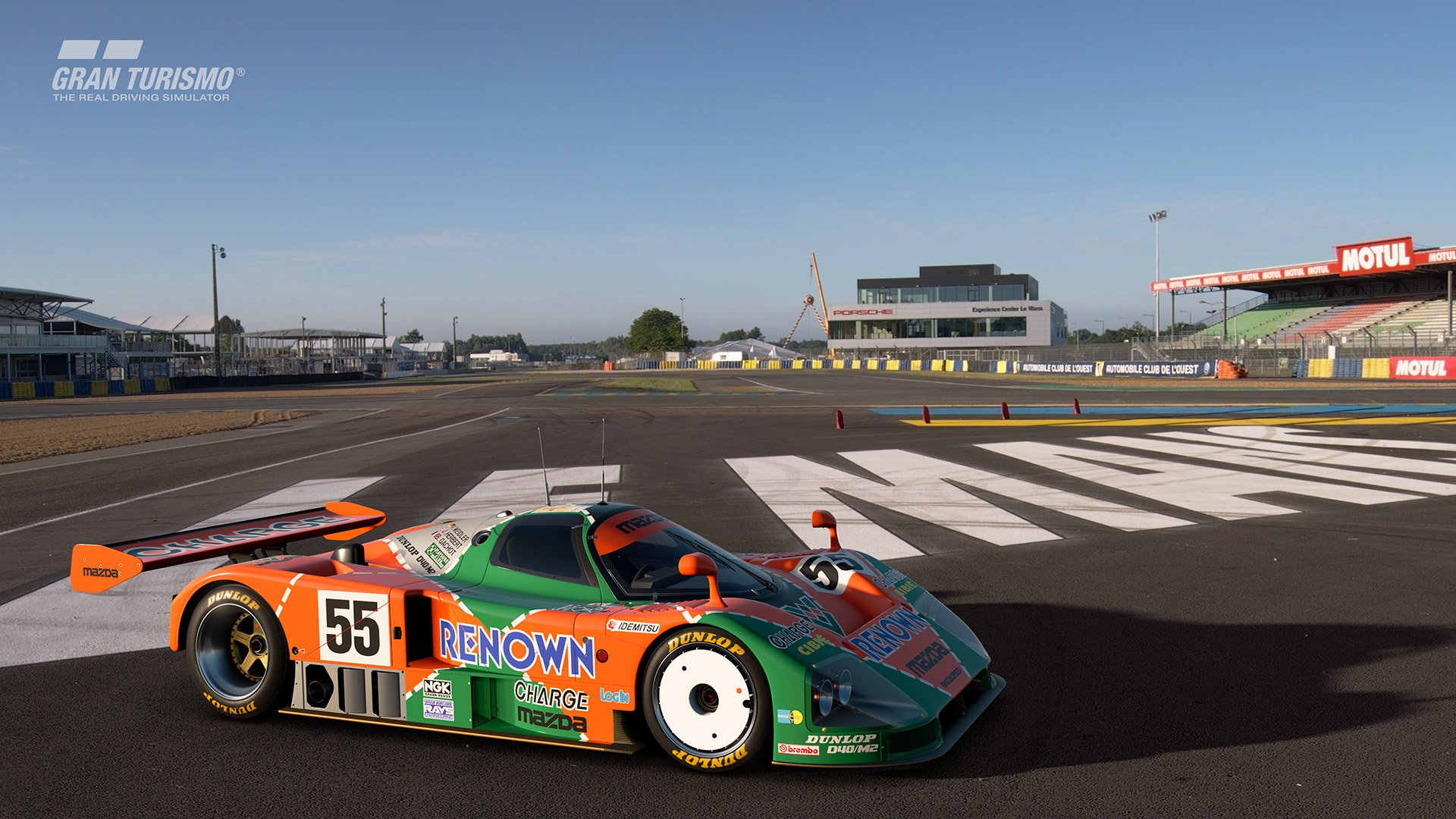 The First Time A Current Get Hybrid F Car Is Available In The Gran Turismo Series Also Included In The New Update Is The Le Mans Winning Mazda B