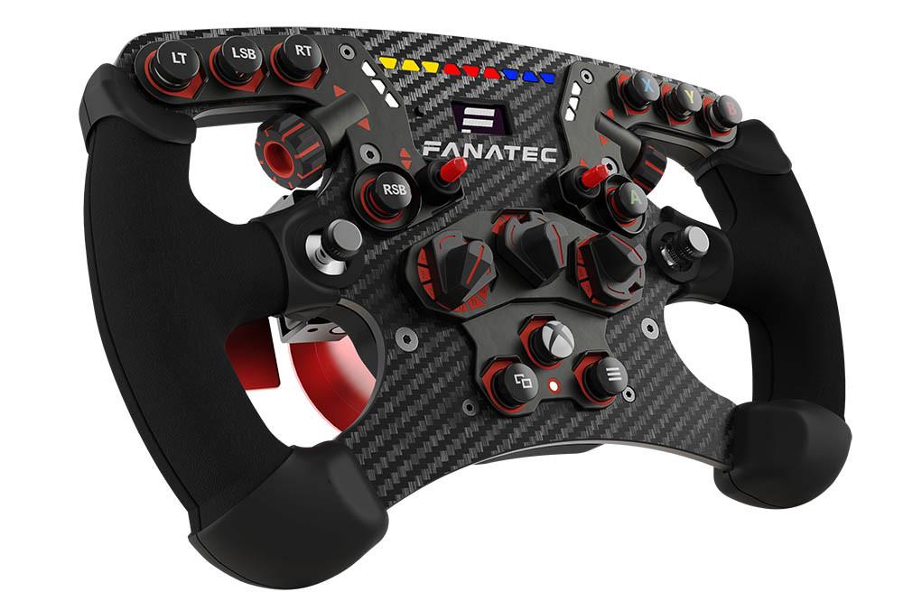 Meet The Fanatec ClubSport Steering Wheel Formula V2