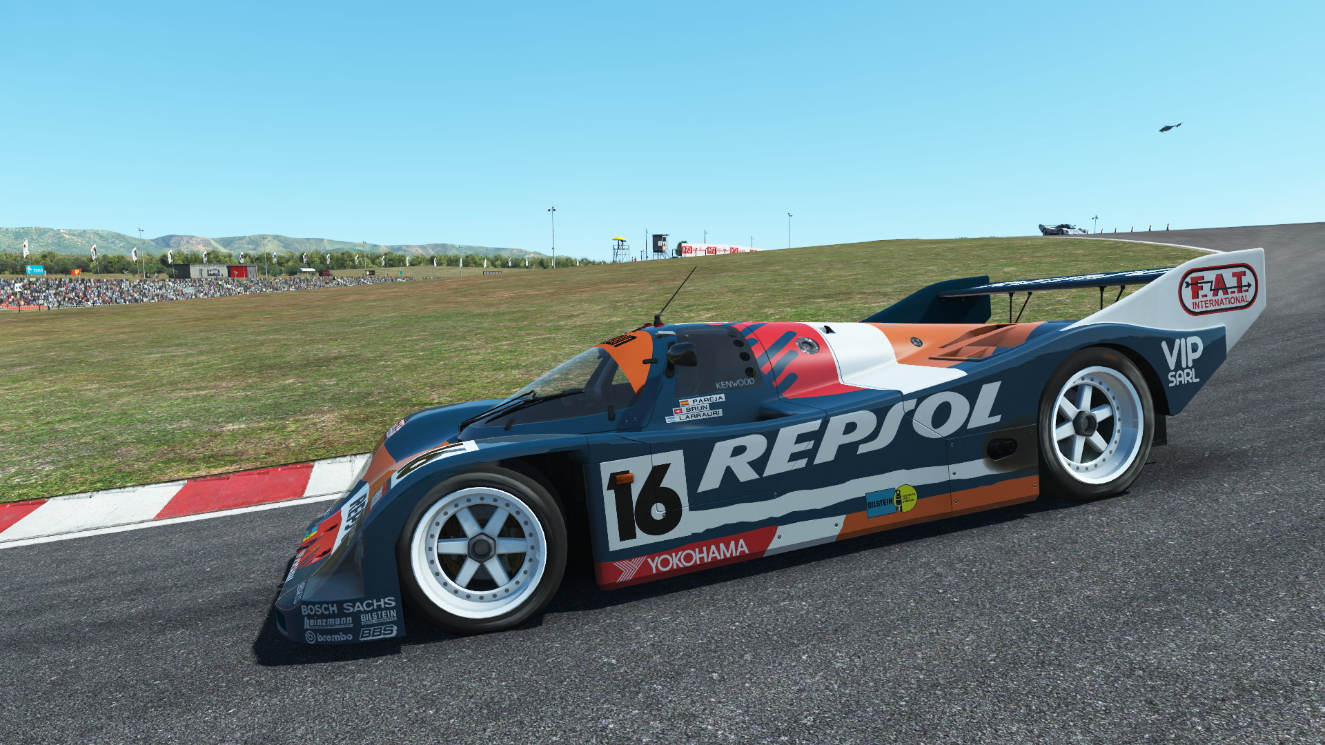 Group C Mod for rFactor 2 1 0 – Out Now – VirtualR net – 100