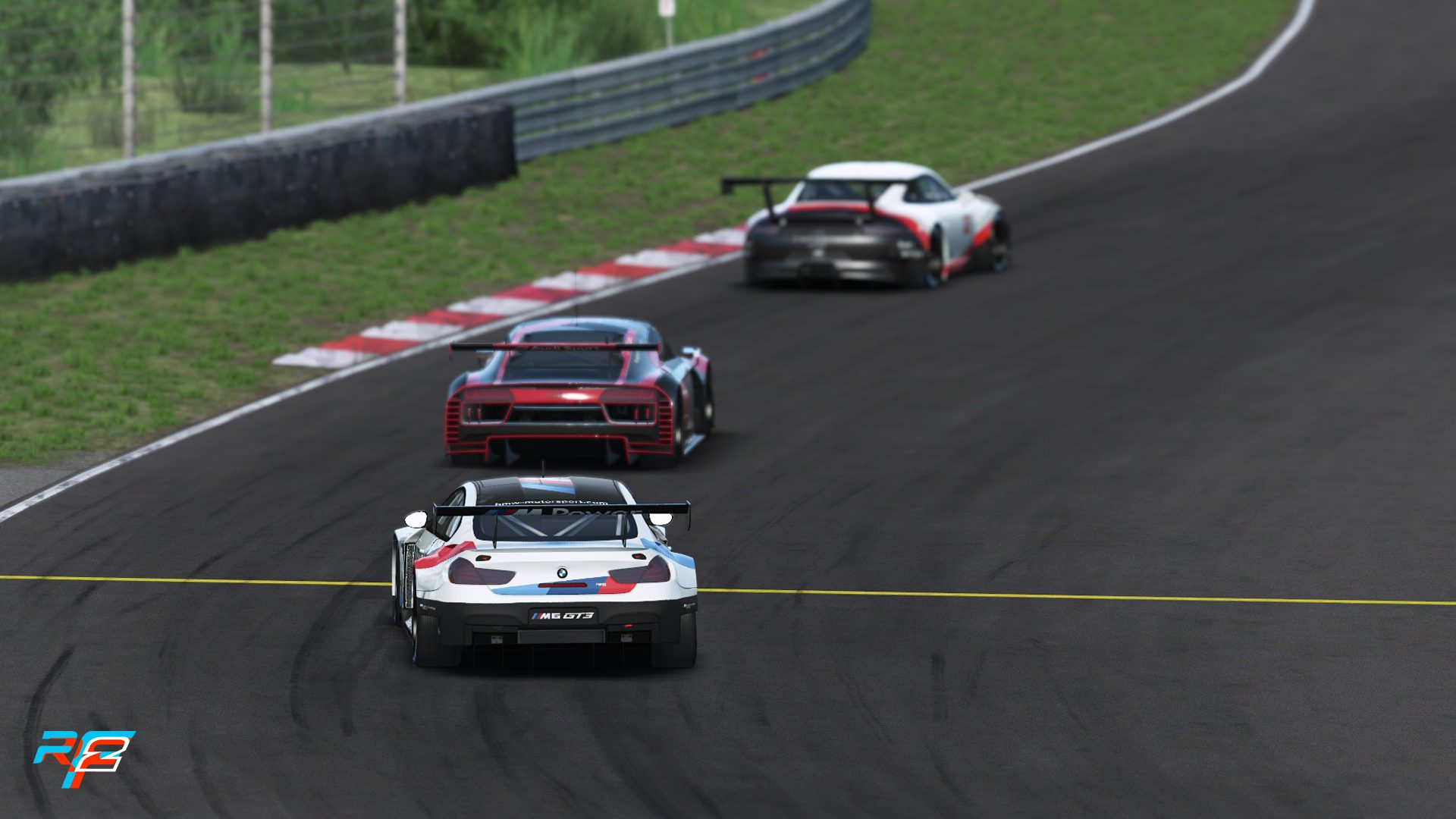 Check Out New rFactor 2 GT3 Challengers Previews – VirtualR net