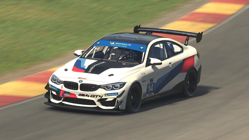 101546372_10158537281401085_3212181202882527232_n BMW Motorsport Launches M4 GT4 Livery Contest