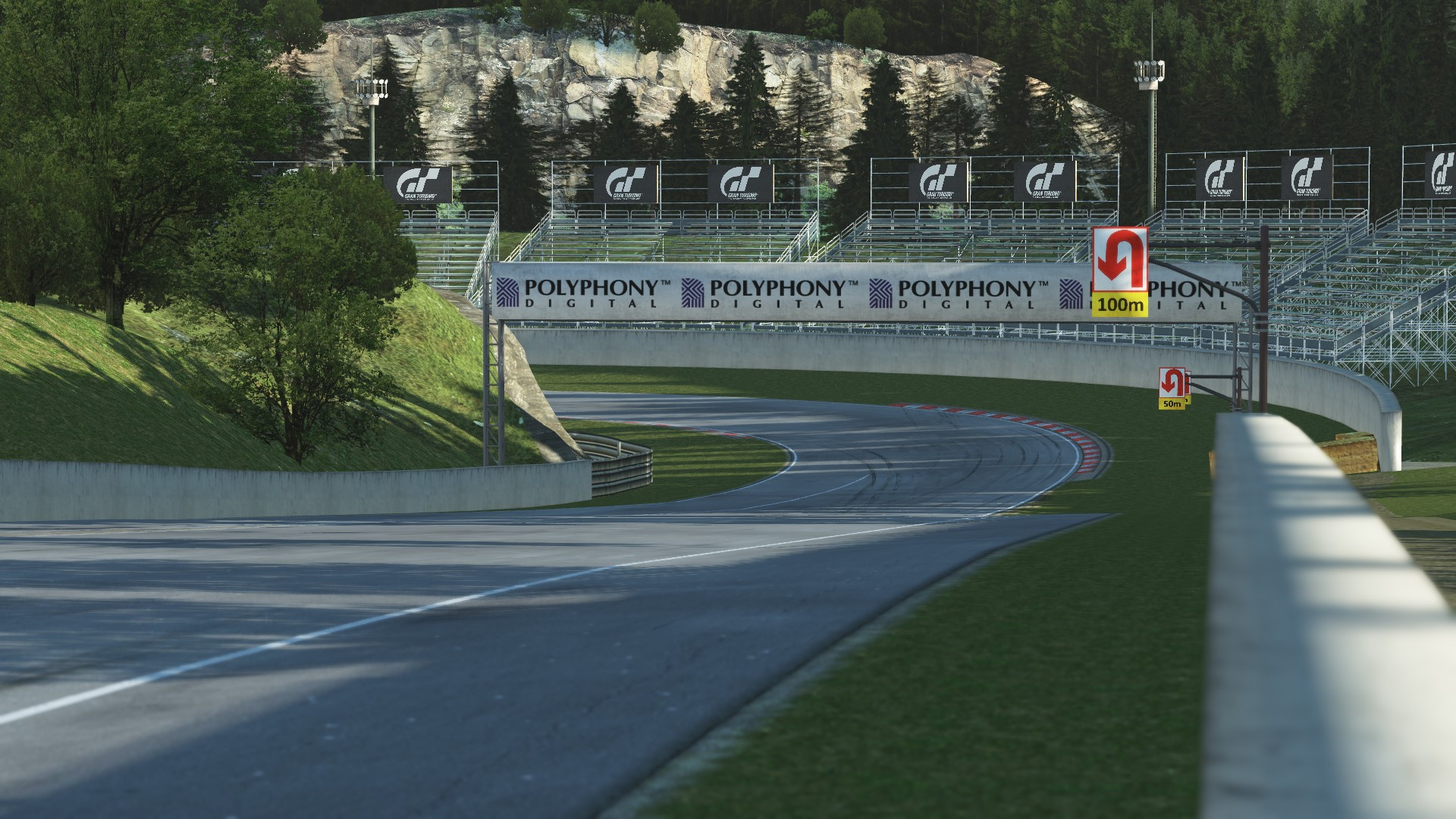 GRAB_553 Deep Forest Raceway for rFactor 2 – Previews