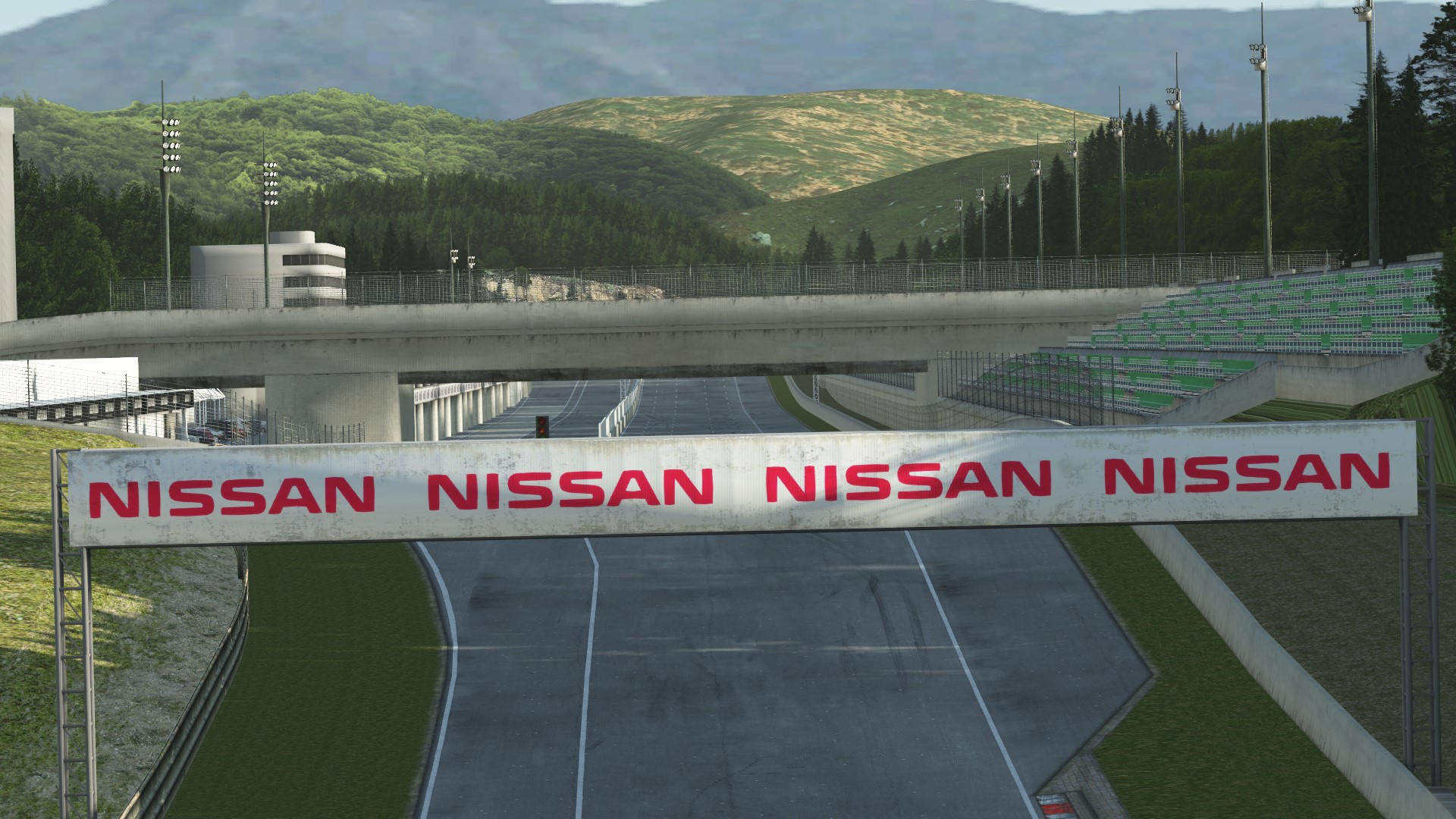 GRAB_561 Deep Forest Raceway for rFactor 2 – Previews