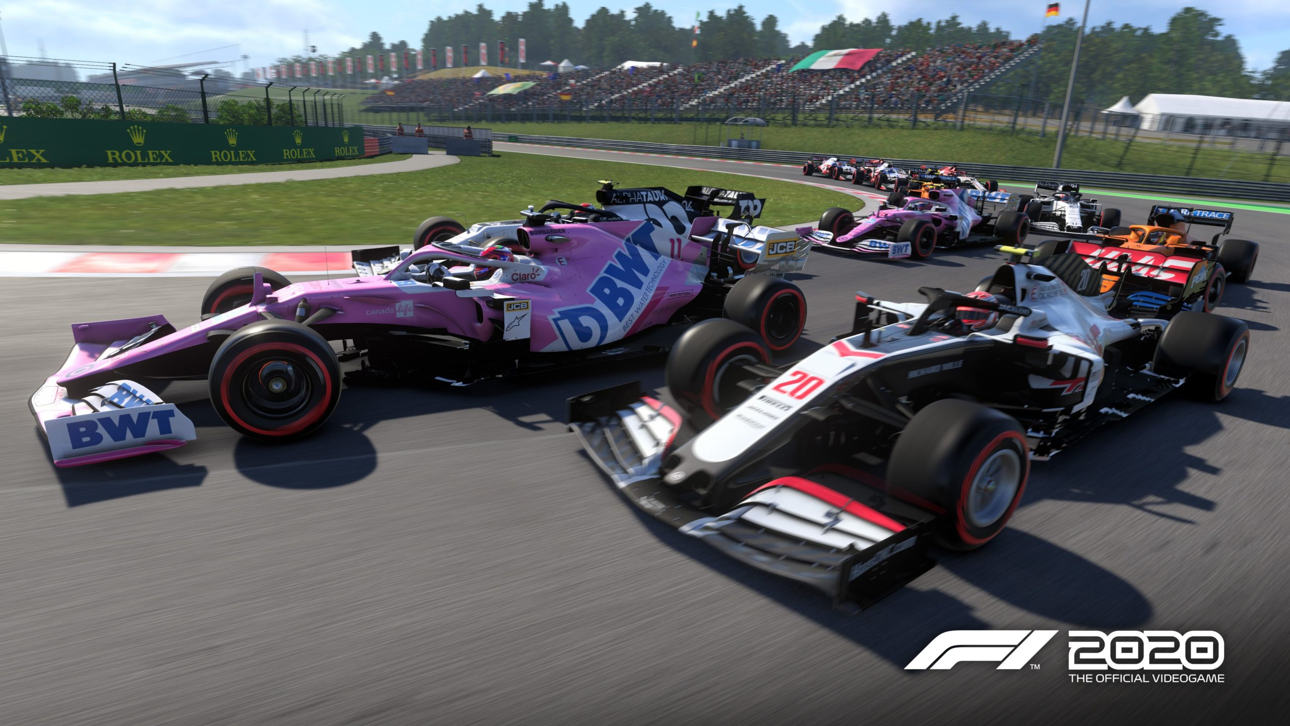F1_2020_Hungary_Screen_01_4K-scaled F1 2020 – Plenty of New Previews