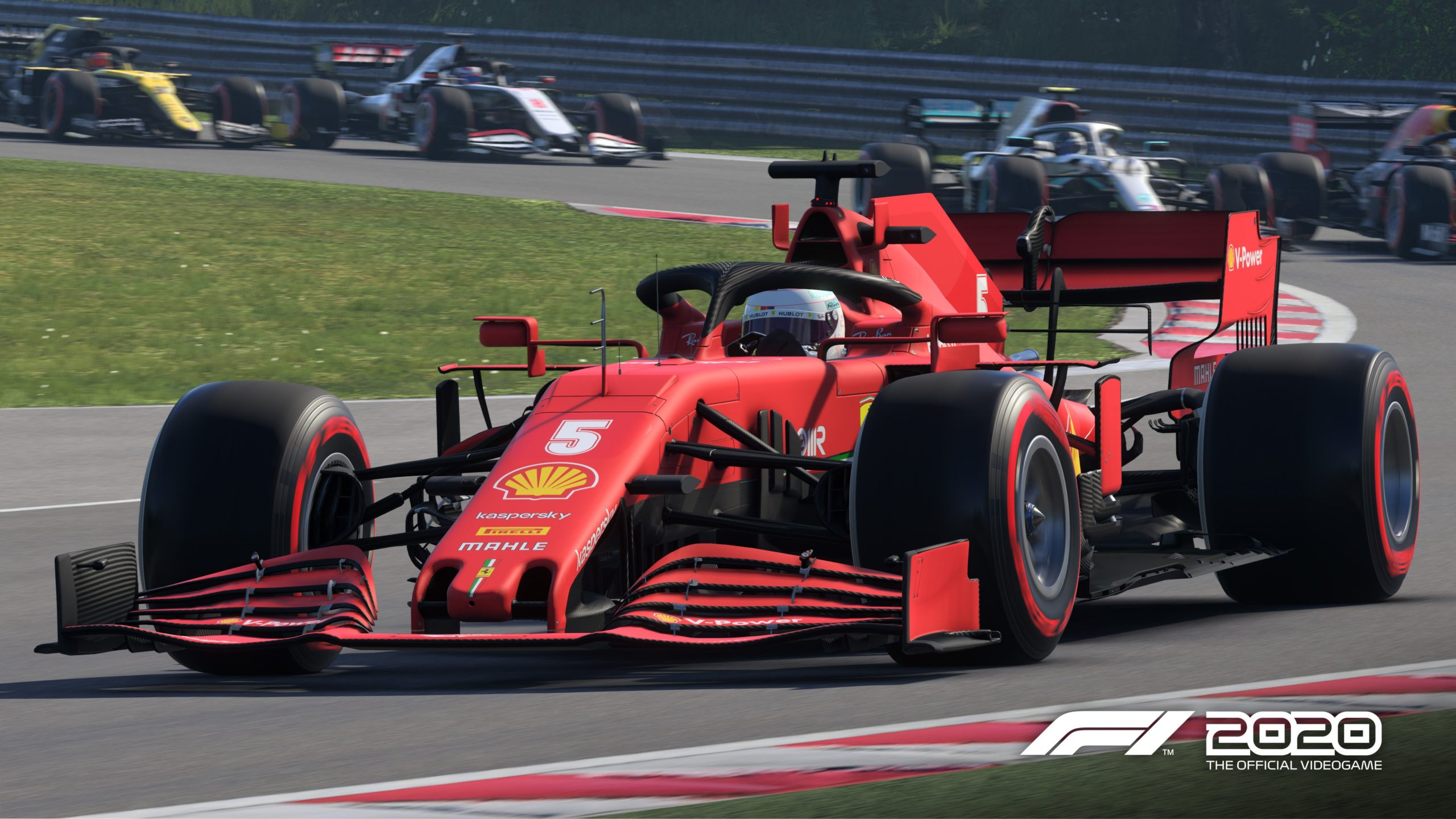 F1_2020_Hungary_Screen_02_4K-scaled F1 2020 – Plenty of New Previews