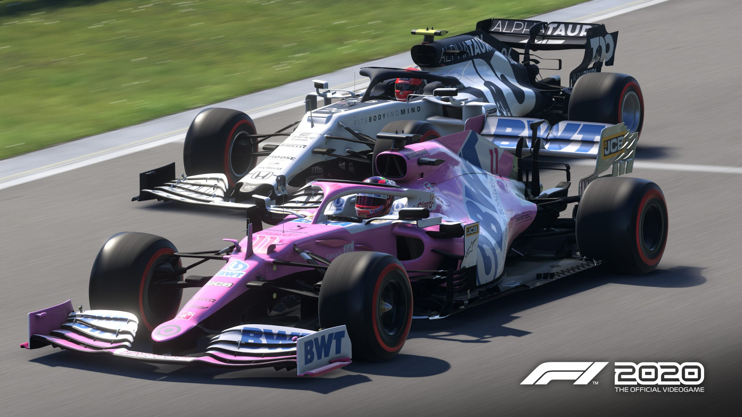 F1_2020_Hungary_Screen_03_4K-scaled F1 2020 – Plenty of New Previews