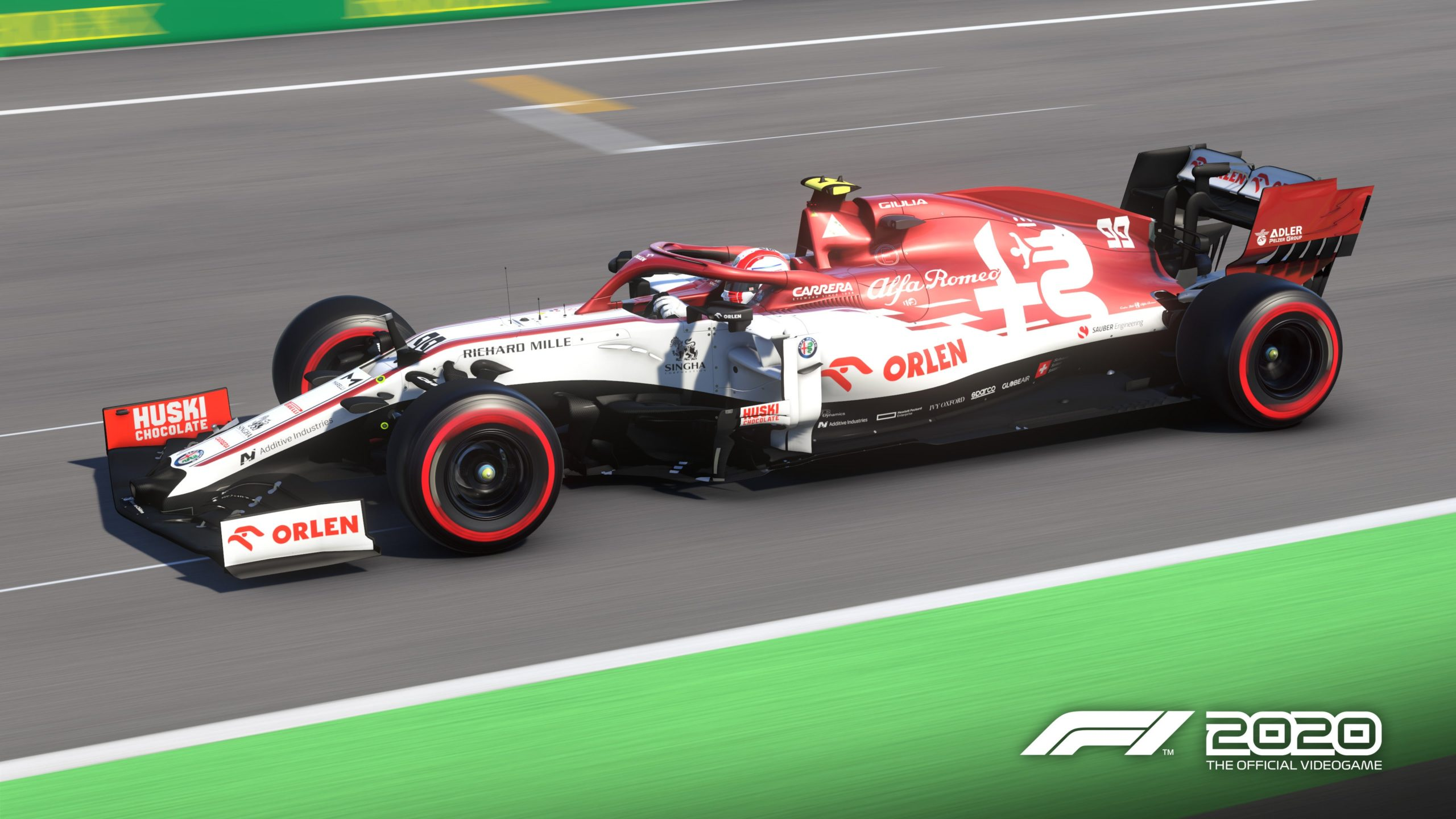 F1_2020_Hungary_Screen_05_4K-scaled F1 2020 – Plenty of New Previews