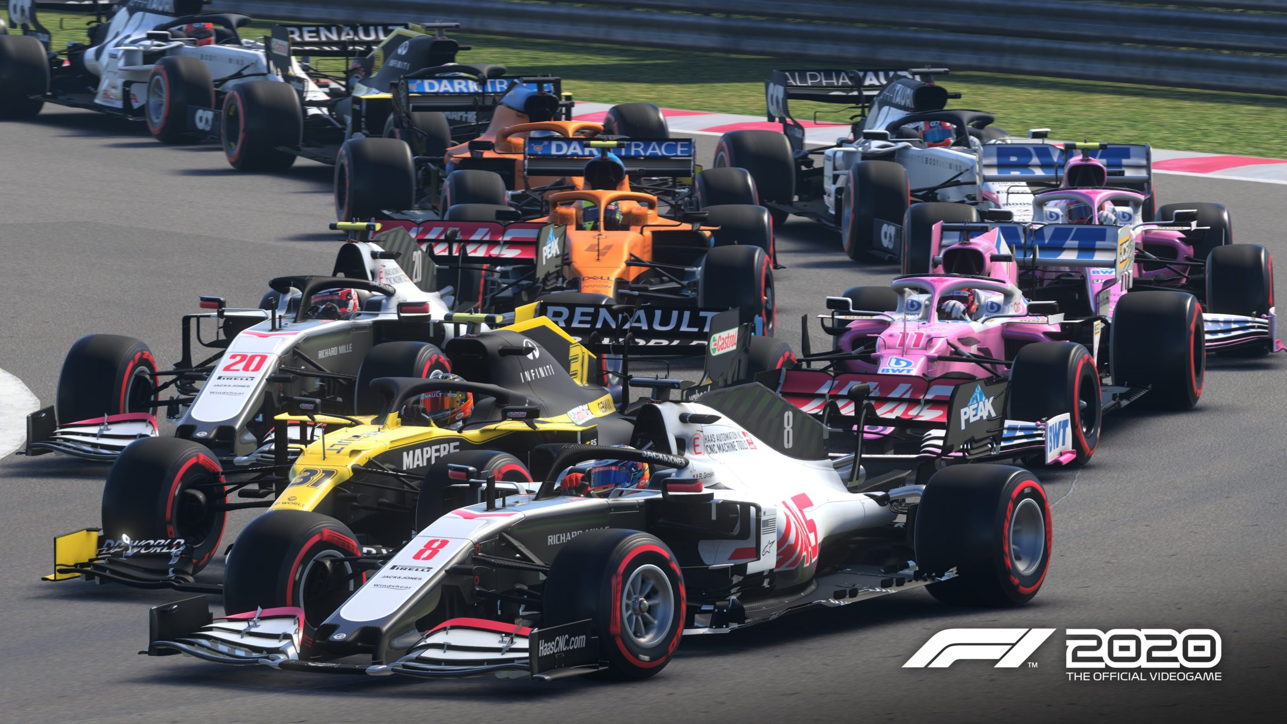 F1_2020_Hungary_Screen_06_4K-scaled F1 2020 – Plenty of New Previews