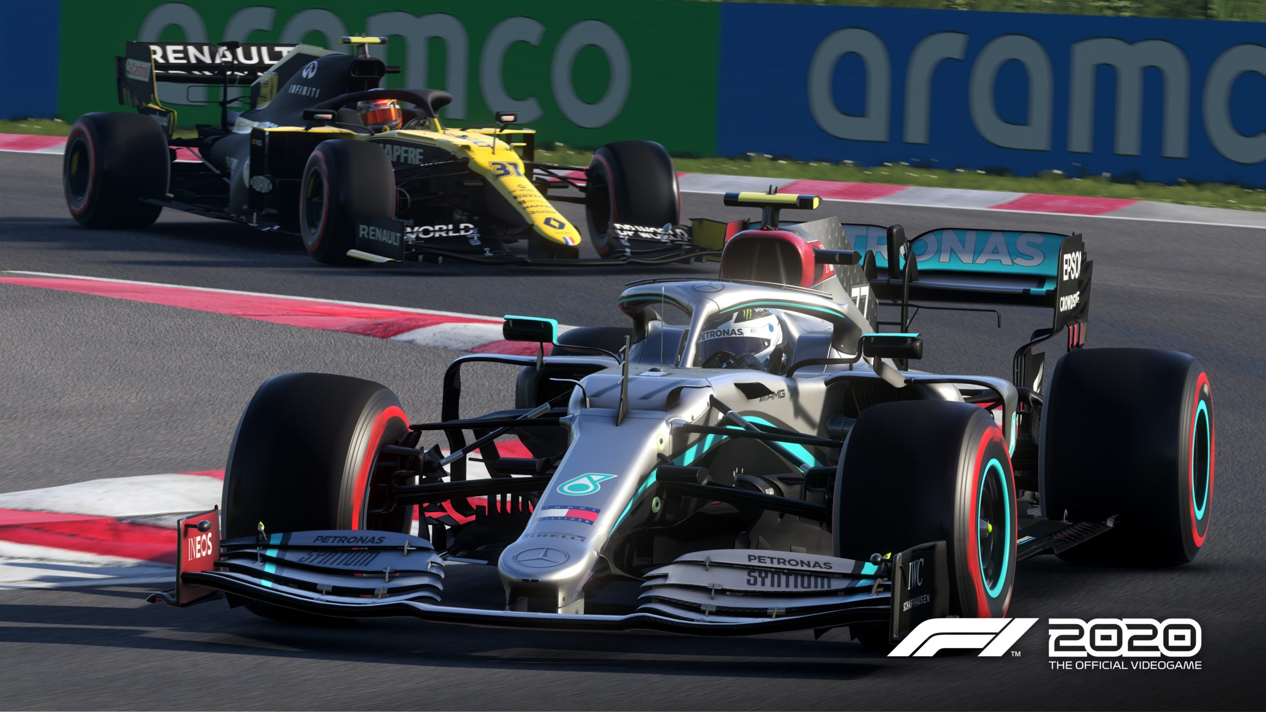 F1_2020_Hungary_Screen_11_4K-scaled F1 2020 – Plenty of New Previews