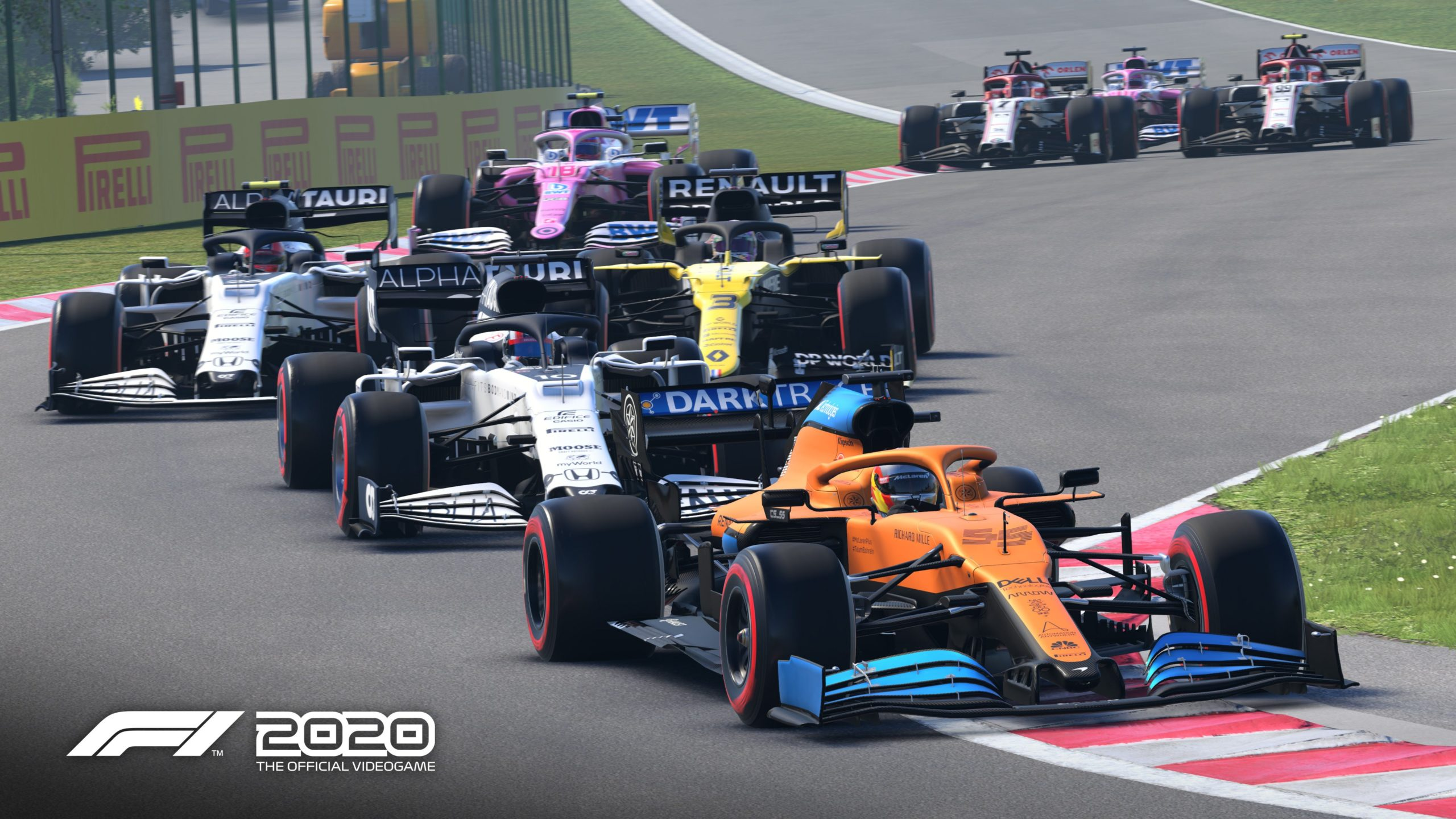 F1_2020_Hungary_Screen_13_4K-scaled F1 2020 – Plenty of New Previews